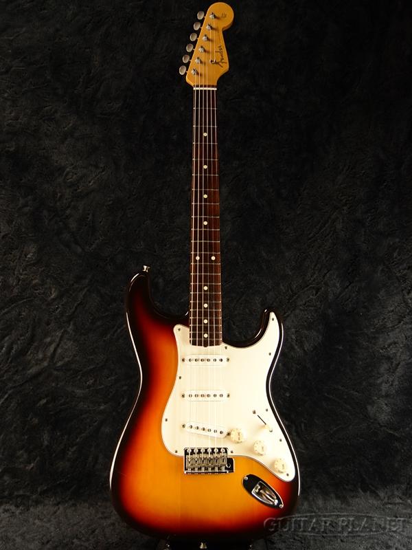 【中古】Fender Japan ST62-58US -3TS ( 3 Tone Sunburst )- 1997-2000年製[フェンダージャパン][サンバースト,木目][Stratocaster,ストラトキャスター][Electric Guitar,エレキギター]【used_エレキギター】