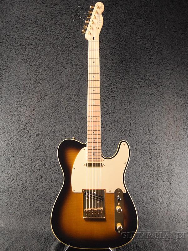 【中古】Fender Japan TLR-RK -BS (Brown Sunburst)- 2006-2008年製[フェンダージャパン][Richie Kotzen,リッチー・コッツェン][ブラウンサンバースト][Telecaster,テレキャスター][Electric Guitar,エレキギター]【used_エレキギター】
