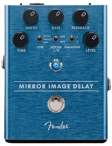 激安通販新作 Fender Delay Pedal Mirror Image Delay Pedal 新品 新品 ディレイ[フェンダー][ミラーイメージディレイ][Effector,エフェクター,ペダル], ボンスポーツ:f06d8658 --- canoncity.azurewebsites.net