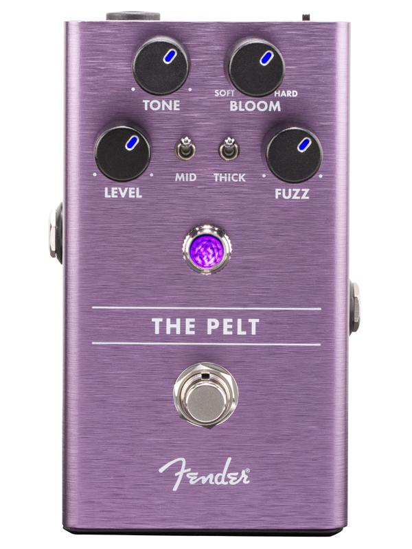 Fender The Pelt Fuzz 新品 ファズ[フェンダー][歪み][Effector,エフェクター,ペダル]