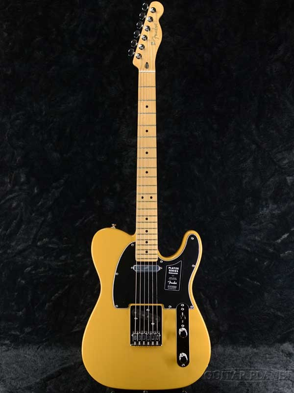 Fender Mexico Limited Edition Player Telecaster w/ '51 Nocaster Pickups -Butterscotch Blonde-[フェンダー][プレイヤー][バタースコッチブロンド,黄][テレキャスター][Electric Guitar,エレキギター]