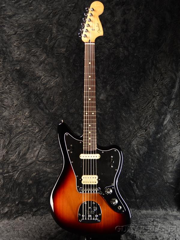 Fender Player Jaguar -Sunburst / Pau Ferro- 新品 [フェンダーメキシコ][プレイヤー][ジャガー][サンバースト][パーフェロー][Electric Guitar,エレキギター]