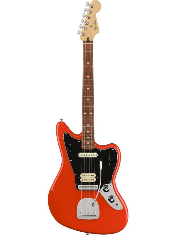 Fender Player Jaguar -Sonic Red / Pau Ferro- 新品 [フェンダーメキシコ][プレイヤー][ジャガー][ソニックレッド,赤][パーフェロー][Electric Guitar,エレキギター]