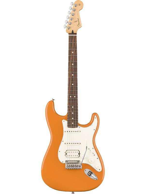 Fender Mexico Player Stratocaster HSS -Capri Orange- 新品[フェンダー][プレイヤー][カプリオレンジ][Stratocaster,ストラトキャスタータイプ][Electric Guitar,エレキギター]