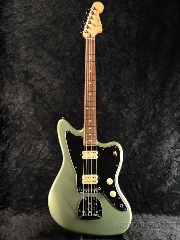Fender Player Jazzmaster SGM/Pau Ferro 新品[フェンダー][プレイヤー][Sage Green Metallic,グリーンメタリック.緑][ジャズマスター][Electric Guitar,エレキギター]