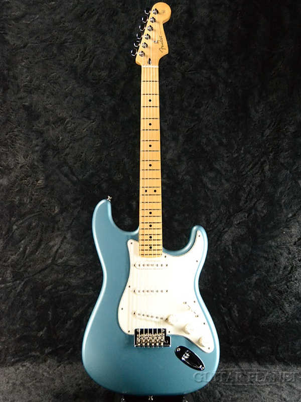 Fender Player Stratocaster TPL/Maple 新品[フェンダー][プレイヤー][Tidepool,Blue,ブルー,青][ストラトキャスター][Electric Guitar,エレキギター]