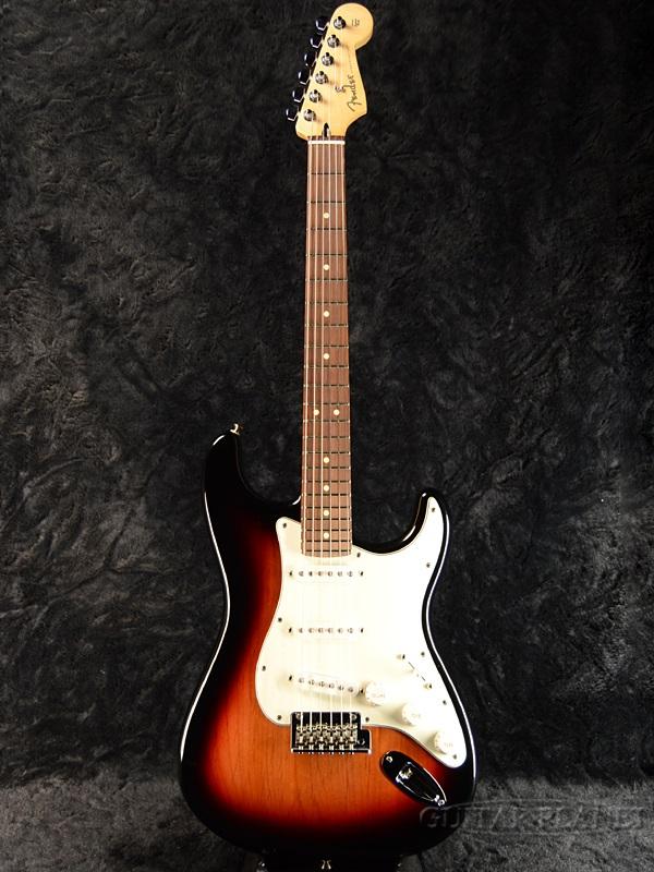 Fender Player Stratocaster 3CS/Pau Ferro 新品[フェンダー][プレイヤー][Sunburst,サンバースト][ストラトキャスター][Electric Guitar,エレキギター]