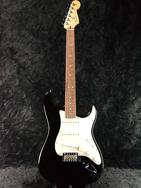 Fender Player Stratocaster BLK/Pau Ferro 新品[フェンダー][プレイヤー][Black,ブラック,黒][ストラトキャスター][Electric Guitar,エレキギター]