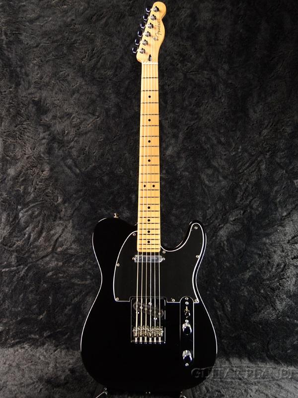 Fender Player Telecaster BLK/Maple 新品[フェンダー][プレイヤー][Black,ブラック,黒][テレキャスター][Electric Guitar,エレキギター]