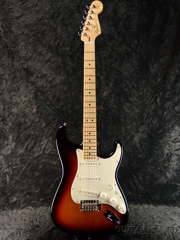 Fender Player Stratocaster 3CS/Maple 新品[フェンダー][プレイヤー][Sunburst,サンバースト][ストラトキャスター][Electric Guitar,エレキギター]
