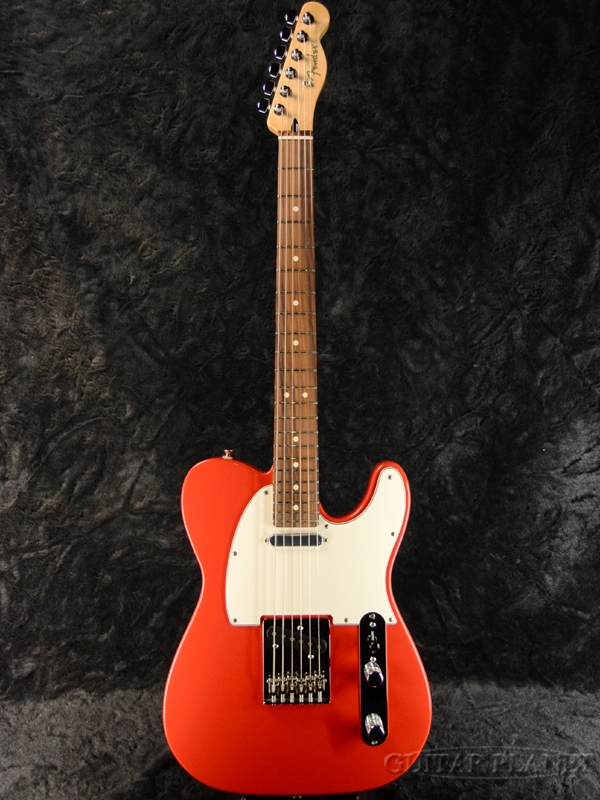 Fender Player Telecaster SRD/Pau Ferro 新品[フェンダー][プレイヤー][SonicRed,ソニックレッド,赤][テレキャスター][Electric Guitar,エレキギター]