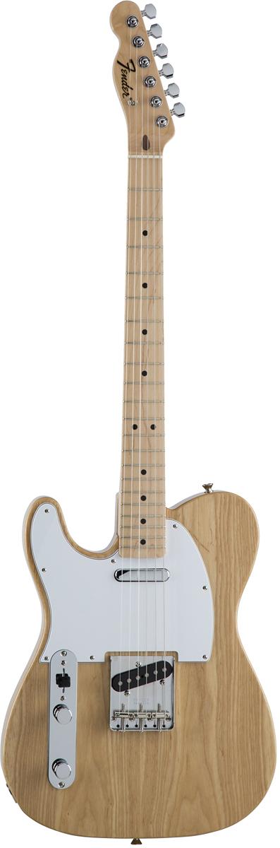 Fender Made In Japan Traditional 70s Telecaster ASH Natural Lefty 新品 《レビューを書いて特典プレゼント!!》[フェンダージャパン][トラディショナル][ナチュラル][テレキャスター][左用,左利き,レフトハンド,レフティー][Electric Guitar,エレキギター]