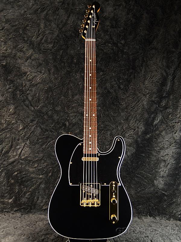 Fender Made in Japan Traditional 60s Telecaster -Midnight- 新品《レビューを書いて特典プレゼント!!》[フェンダージャパン][トラディショナル][Black,ミッドナイト,ブラック,黒][テレキャスタータイプ][Electric Guitar,エレキギター]