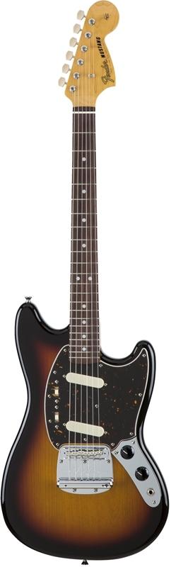 Fender Made In Japan Traditional 60s Mustang 3-Color Sunburst 新品《レビューを書いて特典プレゼント!!》[フェンダージャパン][トラディショナル][3カラーサンバースト,3CS][ムスタング][Electric Guitar,エレキギター]