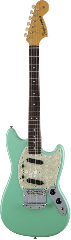 Fender Made In Japan Traditional 60s Mustang Surf Green 新品《レビューを書いて特典プレゼント!!》[フェンダージャパン][トラディショナル][サーフグリーン,緑][ムスタング][Electric Guitar,エレキギター]