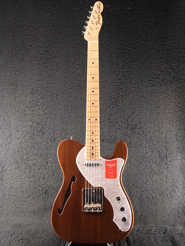 Fender Made In Japan Traditional 69 Telecaster Natural 新品 《レビューを書いて特典プレゼント!!》[フェンダージャパン][トラディショナル][ナチュラル][テレキャスター][Electric Guitar,エレキギター]