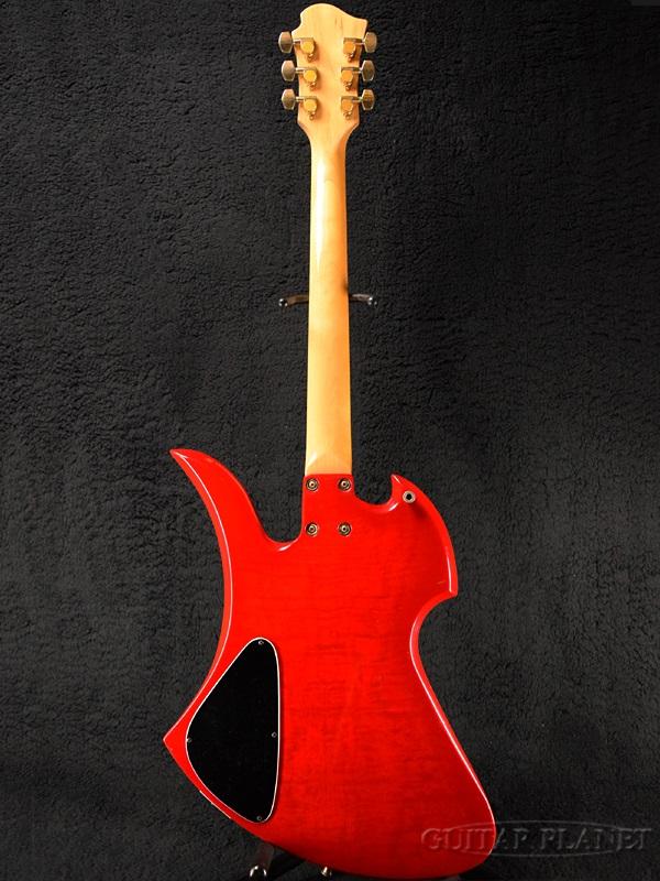 火烫毫克 85 X (MG 105 X)-樱桃森伯斯特 — — 1990 年代 [伯],[森伯斯特] [只知更鸟,知更鸟] [隐藏] [电吉他、 电吉他]