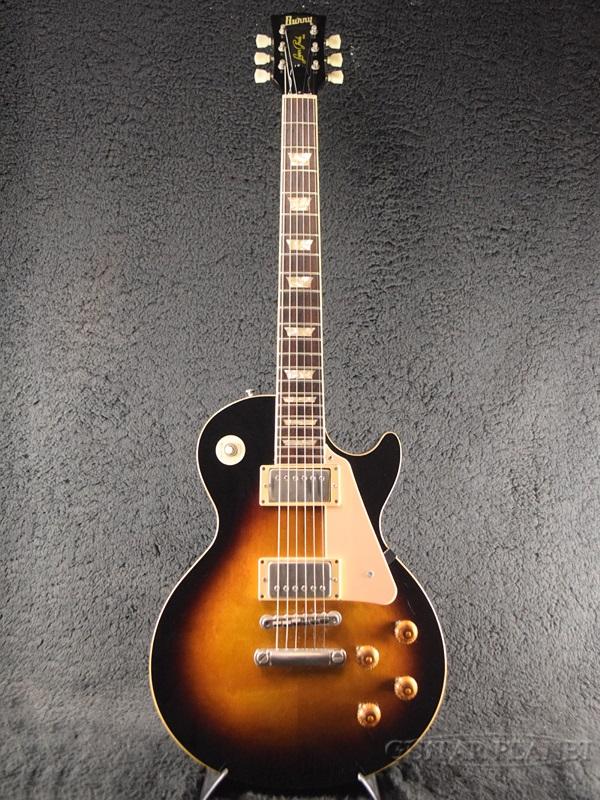 【中古】Burny RLG-60 '59 -Tobacco Sunburst- 1980年代頃製[バーニー][Fernandes,フェルナンデス][国産][タバコサンバースト][Les Paul,レスポールタイプ][Electric Guitar,エレキギター][RLG60]【used_エレキギター】