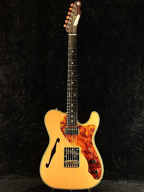 FREEDOM Order Style Brown Pepper -VYN/Rose- 新品[フリーダム][国産/日本製][ペッパー][ナチュラル][Telecaster Thinline,テレキャスターシンラインタイプ][Electric Guitar,エレキギター]