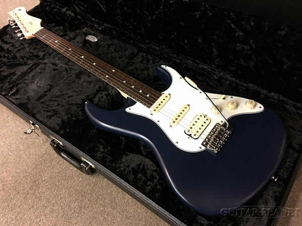FREEDOM EZa SSH -Timor Blue- 新品[フリーダム][国産/日本製][イーザ][Stratocaster,ストラトキャスタータイプ][ブルー,青][Electric Guitar,エレキギター]