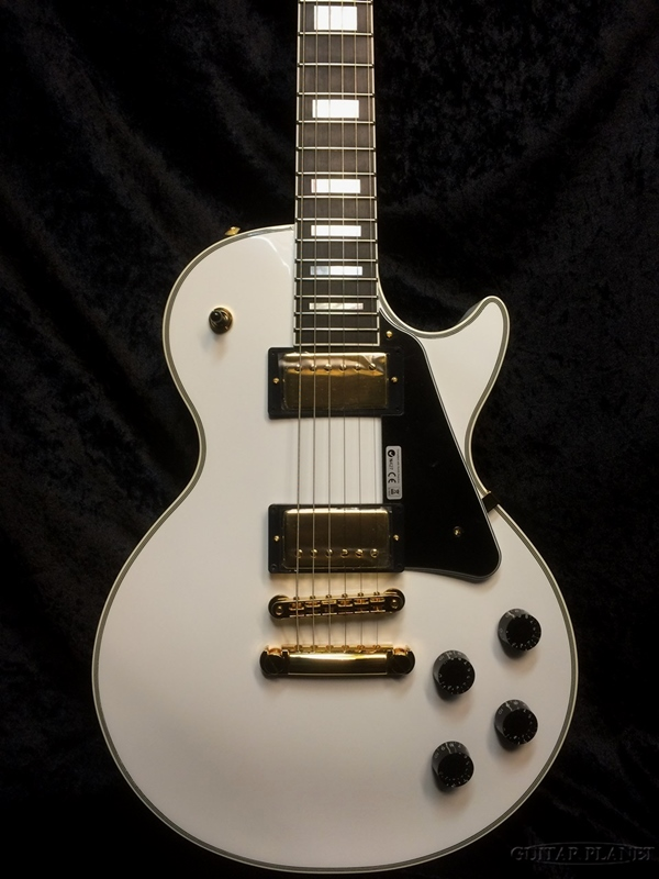FgN NLC-20E MH SWH 新品[フジゲン,富士弦][国産][スノーホワイト,白][Les Paul,LP,レスポールタイプ][Electric Guitar,エレキギター]