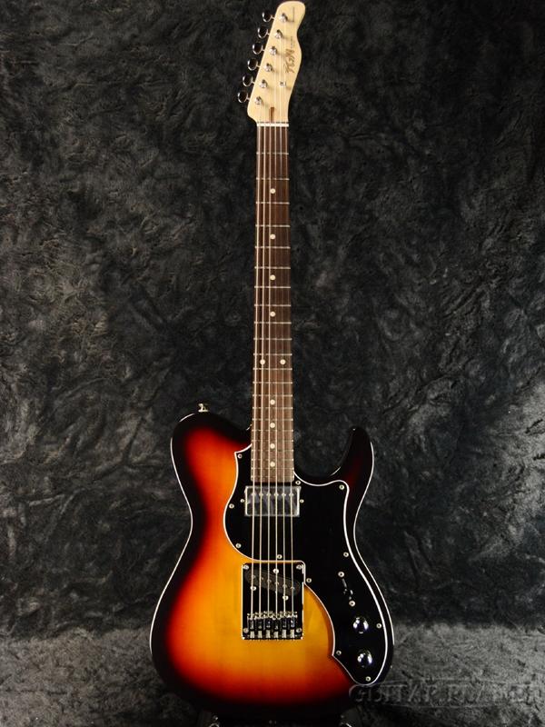 FgN(FUJIGEN) BIL-RH 3TS 新品[フジゲン,富士弦][国産][Sunburst,サンバースト,木目][テレキャスター,Telecaster,TL][エレキギター,Electric Guitar]