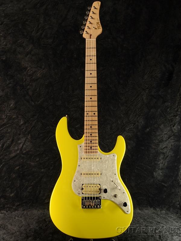 FgN BOS-M OCY 新品[フジゲン,富士弦][国産][Yellow,イエロー,黄色][ストラトキャスタータイプ][Electric Guitar,エレキギター]