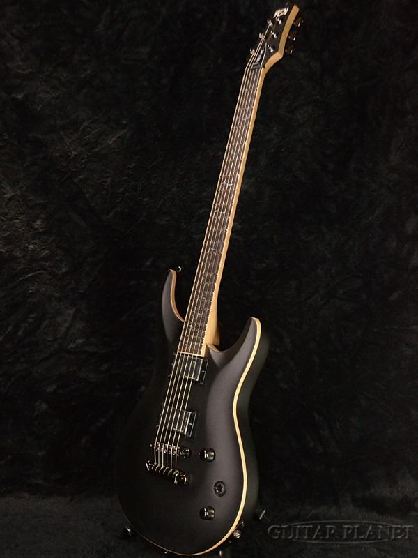FUJIGEN EEL-DE MBK brand new [fujigen, Fuji chord, FgN] [home] [Black,  black, black, no gloss [circlefletting] an electric guitar, Electric Guitar