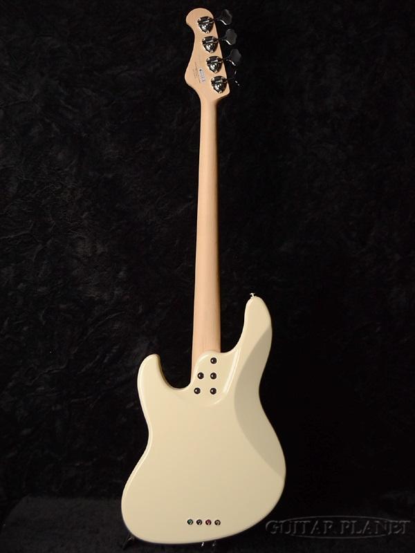 FgN(FUJIGEN)EMJ-AL-R AWH新货白[FUJIGEN,富士弦][国产][Jazz Bass,爵士基础Jazz Bass,爵士基础型][White,白][Electric Bass,电子吉他基础]
