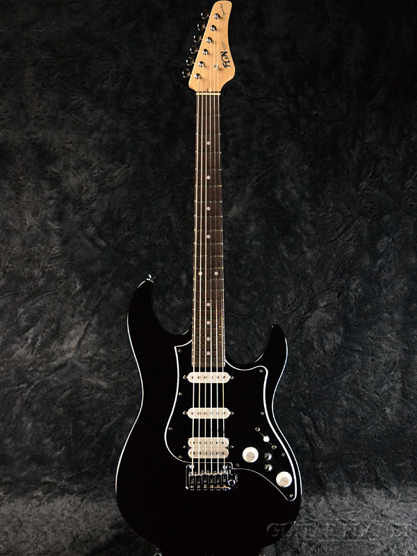 FUJIGEN EOS-AL-R EOS-AL-R BK BK 新品[フジゲン,富士弦,FgN][国産][Black,ブラック,黒][Stratocaster,ストラトキャスタータイプ][Electric Guitar,エレキギター], 和食器うつわごのみ:5cd11f8f --- rakuten-apps.jp