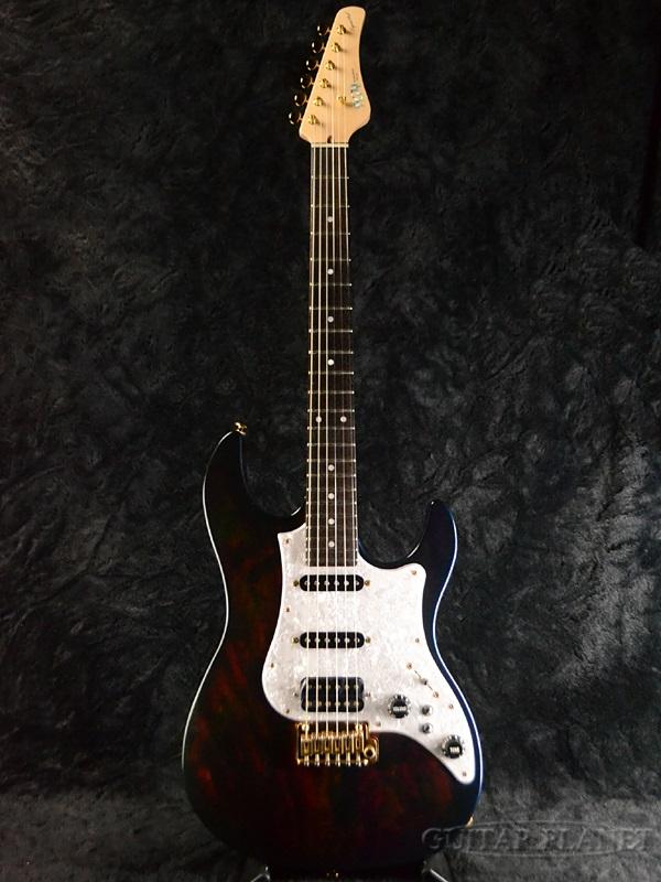 FUJIGEN EOS-ASH-R-SP1 brand new [fujigen, Fuji chord FgN] [home] [special color, Blue, blue, Blue] [Stratocaster, STRAT caster] [Electric Guitar, electric guitars]