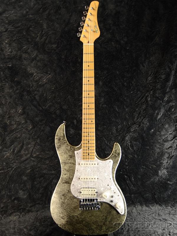 【カタログ外カラー】FUJIGEN EOS-ASH-M-SP1 FRK 新品[フジゲン,富士弦,FgN][国産][シルバー,銀][Stratocaster,ST,ストラトキャスター][Electric Guitar,エレキギター]
