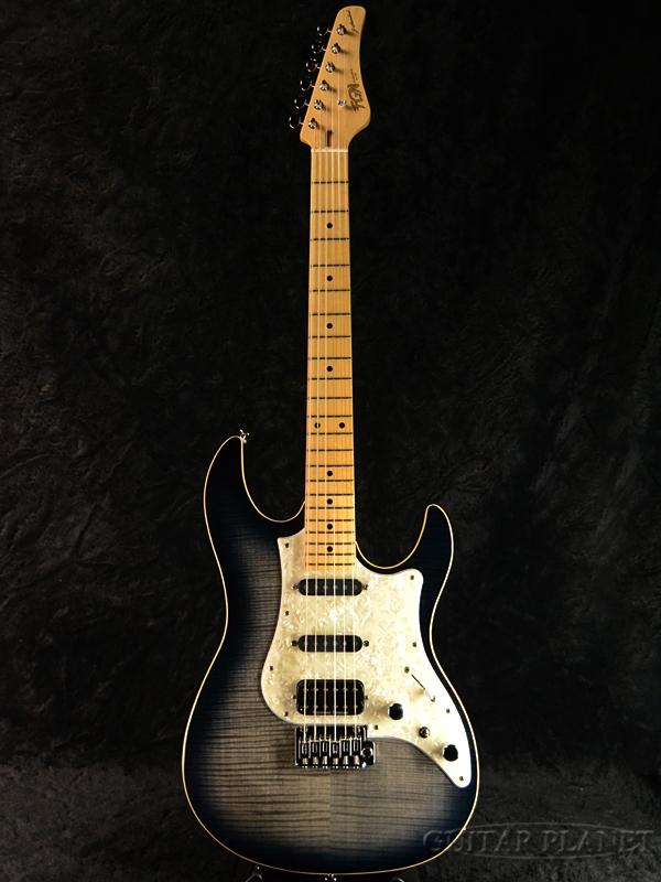 【カタログ外カラーモデル!!】FUJIGEN JOS-FM-M TKS 新品[フジゲン,富士弦,FgN][国産][ブラック,黒][Stratocaster,ストラトキャスタータイプ][Electric Guitar,エレキギター]