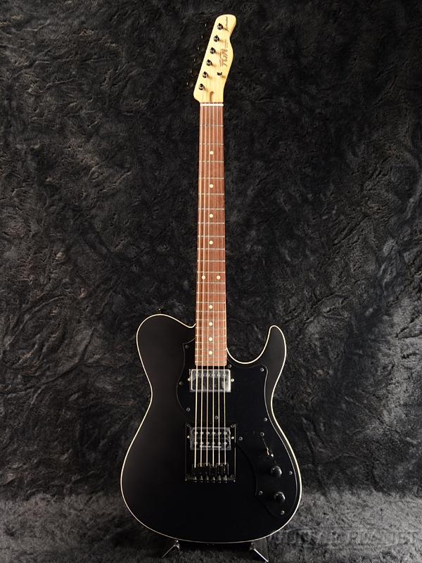 当店在庫してます! FgN JIL-AL-G-HH MBK 新品[フジゲン,富士弦][国産/日本製][Black,マットブラック,サテン,艶消し,黒][Telecaster,テレキャスタータイプ][Electric Guitar,エレキギター], 熊取町 1cf9feb8
