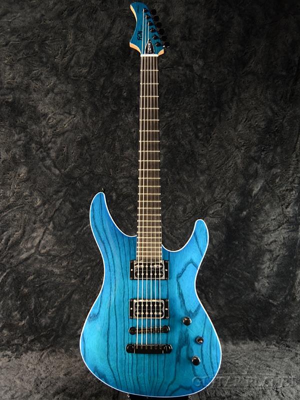 【弊店オリジナルオーダー】FUJIGEN JMY-ASH-E GP TB 新品[Fgn,フジゲン,富士弦][国産/日本製][ストラトキャスタータイプ][Blue,ブルー,青][Electric Guitar,エレキギター]