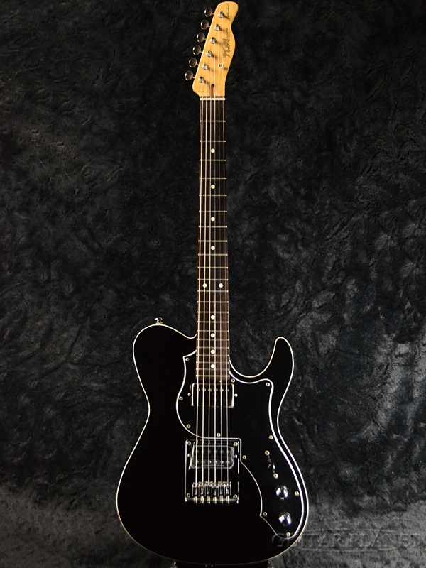 FgN(FUJIGEN) JIL-AL-R-HH BK 新品[フジゲン,富士弦][国産/日本製][Black,ブラック,黒][Telecaster,テレキャスタータイプ][Electric Guitar,エレキギター]