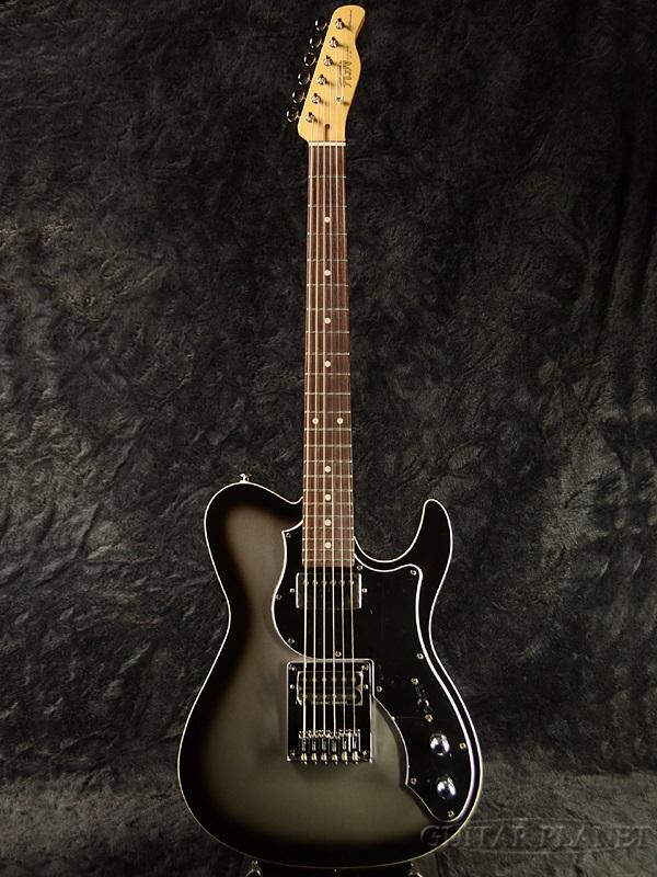FgN(FUJIGEN) JIL-AL-R-HH SBT 新品[フジゲン,富士弦][国産][Black,ブラック,黒][Telecaster,テレキャスタータイプ][Electric Guitar,エレキギター]