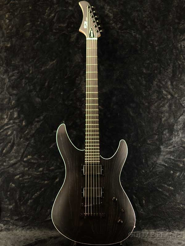 FUJIGEN JMY2-ASH-E OPB 新品[Fgn,フジゲン,富士弦][国産/日本製][ストラトキャスタータイプ][Black,ブラック,黒][Electric Guitar,エレキギター]
