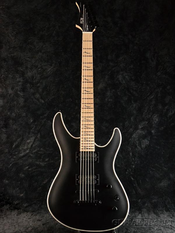 FgN(FUJIGEN) JMY-AL-M MBK 新品[フジゲン,富士弦][国産][Matte Black,マットブラック,黒][Electric Guitar,エレキギター]