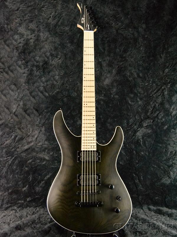 FgN JMY-ASH-M TBF 新品[フジゲン,富士弦][国産/日本製][ストラトキャスタータイプ][Black,ブラック,黒][Electric Guitar,エレキギター]