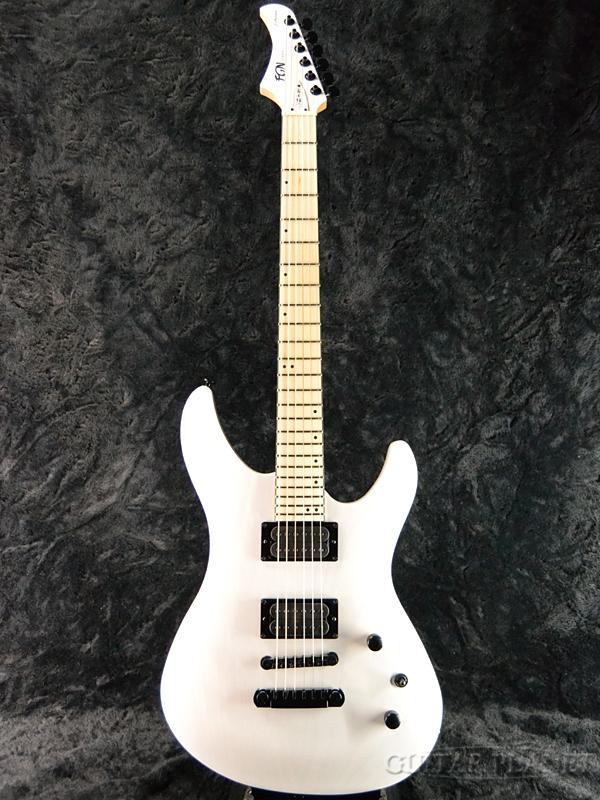 FgN JMY-ASH-M TWF 新品[フジゲン,富士弦][国産/日本製][ストラトキャスタータイプ][White,ホワイト,白][Electric Guitar,エレキギター]
