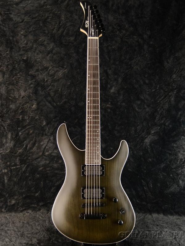 FgN(FUJIGEN) JMY-ASH-R/TBF 新品[フジゲン,富士弦][国産/日本製][ストラトキャスタータイプ][ブラック,黒][Electric Guitar,エレキギター]
