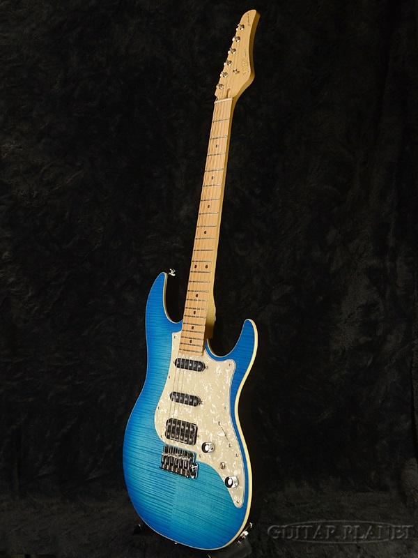 FUJIGEN 乔斯-调频-M OBT 新 [fujigen,富士和弦,FgN] [国内] J 标准系列 [蓝色,蓝色,蓝色] [吉他,开始施法者] [电吉他、 电吉他]