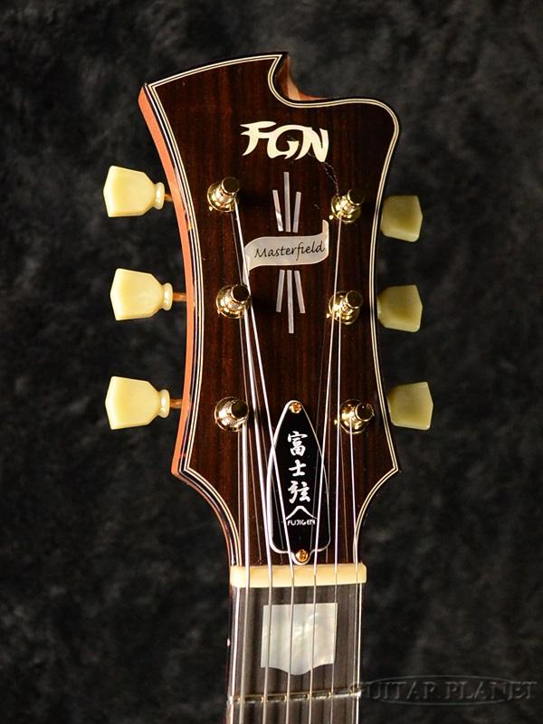 FGN MFA FP 爵士乐自然新 [fujigen,富士弦 FgN] [国内] 主领域自然,木头 [高射炮] [电吉他、 电吉他]