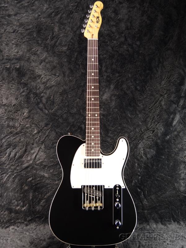 FgN NTL21RAH BK 新品[Fujigen,フジゲン,富士弦][国産][Telecaster,テレキャスタータイプ][Black,ブラック,黒][エレキギター,Electric Guitar]