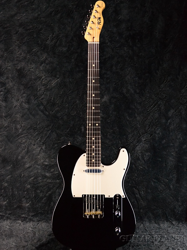 FgN(FUJIGEN) NTL10R AL BLK 新品[フジゲン,富士弦][国産][Black,ブラック,黒][Telecaster,テレキャスタータイプ][Electric Guitar,エレキギター]