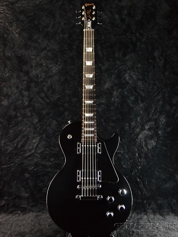 【2017Model】Gibson Les Paul Studio 2017 High Perfomance Ebony 新品[ギブソン][スタジオ][ハイパフォーマンス][エボニーブラック,黒][LP,レスポール][Electric Guitar,エレキギター]