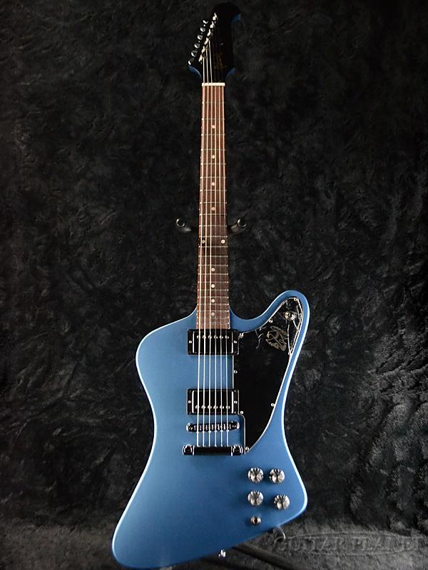 【2017Model】Gibson Firebird Studio 2017 T Pelham Blue 新品[ギブソン][ファイヤーバード][スタジオ][プレミアムブルー,青][Electric Guitar,エレキギター]