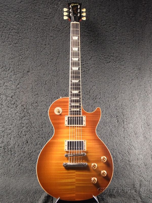 【中古】Gibson 50s Les Paul Standard Plus ''Mod.'' -Light Burst- 2002年製[ギブソン][スタンダード][プラス][ライトバースト][LP,レスポール][Electric Guitar,エレキギター]【used_エレキギター】