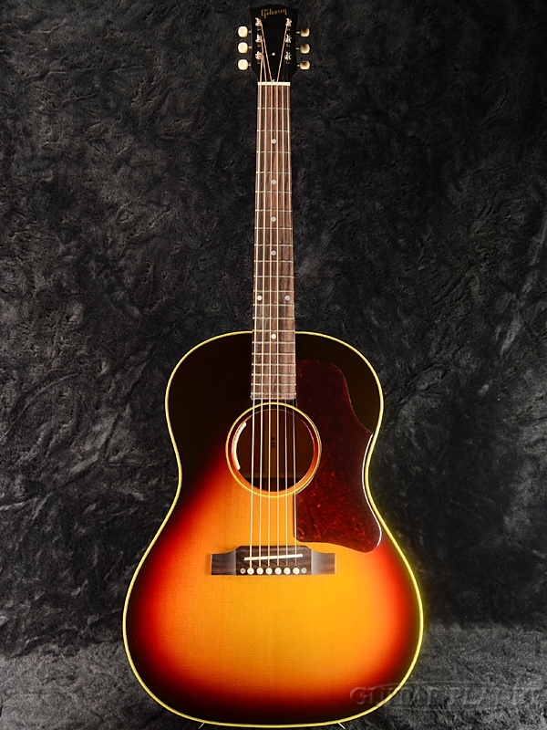 Gibson Limited Run 1960's B-25 Kustom Burst w/L.R.Baggs Anthem #11648068 新品[ギブソン][B25][サンバースト][ピックアップ搭載][Acoustic Guitar,アコースティックギター,アコギ,Folk Guitar,フォークギター]